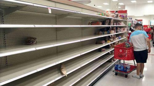 Georgia y Florida se preparan para la llegada de Dorian como un huracán de categoría 4