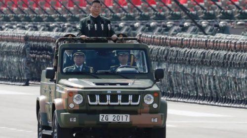 Pekín blindada: llega el desfile militar más grande de toda la historia de China