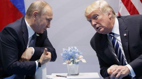 Los demócratas van por más: ahora quieren llamadas de Trump y Putin