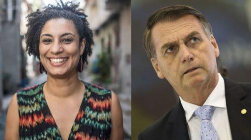 La muerte de Marielle salpica a Bolsonaro