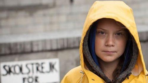 Greta Thunberg rechazó un premio internacional y volvió a cruzar a los líderes mundiales