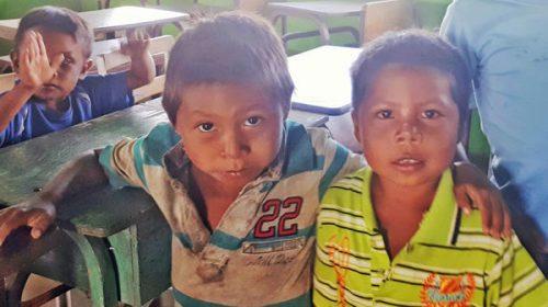 El drama de las comunidades indígenas del Amazonas venezolano: sus niños se están muriendo