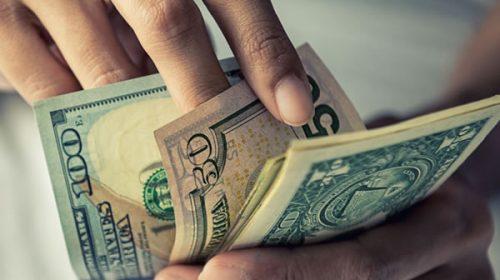 En enero, cayó 80% la demanda de dólares en billetes