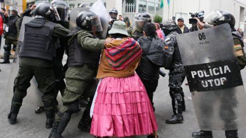 La violencia sexual en el golpe del patriarcado fascista