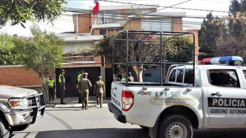 México denuncia al gobierno de Bolivia ante la Corte Internacional de Justicia