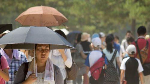 Otra señal más: récord de temperaturas en Japón