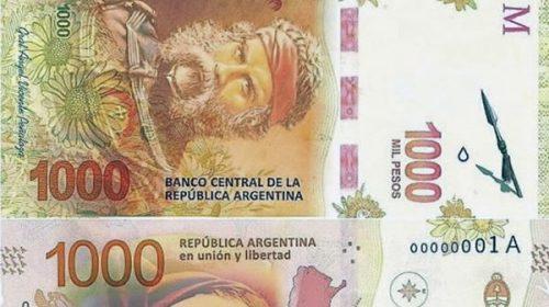 """El caudillo riojano """"Chacho"""" Peñaloza se candidatea para el nuevo billete de $1.000"""
