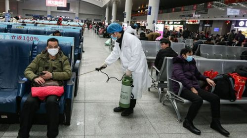 La OMS llama al mundo entero a actuar ante el alarmante brote del coronavirus
