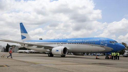 Aerolíneas suma vuelos a Nueva York y Madrid y lanza una nueva red de cabotaje