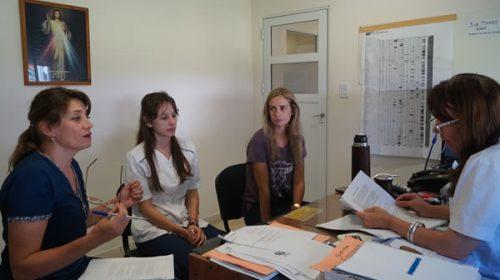 Tarjeta Alimentar: el hospital de Chajarí diagrama acciones para garantizar el seguimiento nutricional
