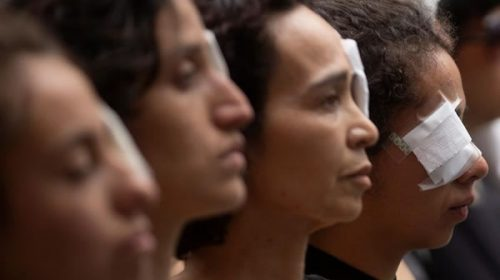 Chile: hay crisis de DD.HH. dice Amnesty