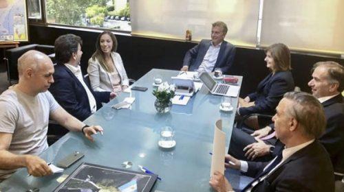 Macri reunió a su tropa y busca mantener el liderazgo partidario
