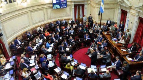 El Senado debate el nombramiento de la defensora del Niño y el proyecto de ley de góndolas