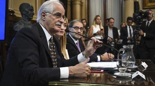 El Senado aprobó los pliegos de 12 embajadores dispuestos por el Presidente