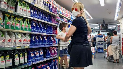 El Costo de Vida aumentó 2,7 % durante agosto, impulsado por los alimentos