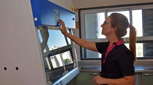 Salud adquirió cabinas de seguridad biológica para equipar laboratorios provinciales