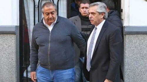 Alberto recibe hoy en Olivos a la CGT y a la Cámara de Comercio