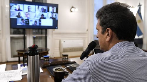 Diputados define fecha y temario de la sesión virtual