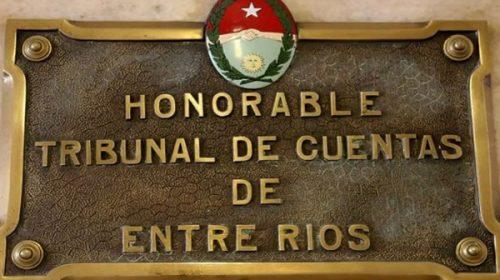 El Tribunal de Cuentas integrará el fondo extraordinario establecido por Decreto de Bordet