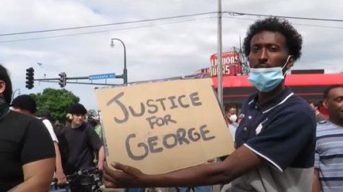 Arde Minneapolis contra la Policía por la muerte de un afroamericano