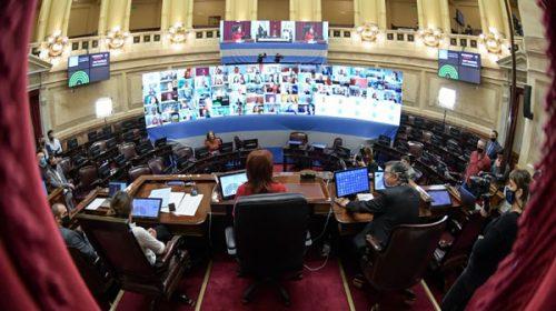 Juntos por el Cambio se niega a tratar la reforma judicial en forma remota