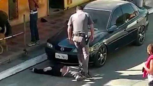 Brasil: indigna a San Pablo un caso de brutalidad policial contra una mujer negra