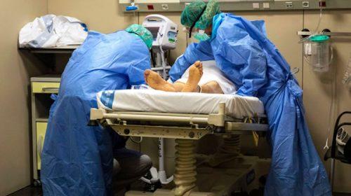 Coronavirus: aumenta el promedio de muertes por día en el mundo