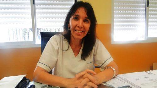 «Vamos a poner en funcionamiento la terapia intermedia tan esperada», dijo la directora del Hospital Santa Rosa