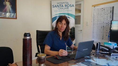 Casos de Covid-19 en el Hospital Santa Rosa: «Seguimos funcionando igual a pesar de que hay personal de salud aislado», dijo Lalosa