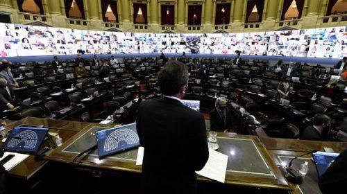 Diputados trata la súper moratoria impositiva y un proyecto por concursos preventivos y quiebras