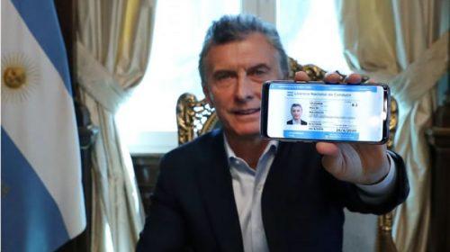 Ordenan reanudar el peritaje del teléfono de Mauricio Macri