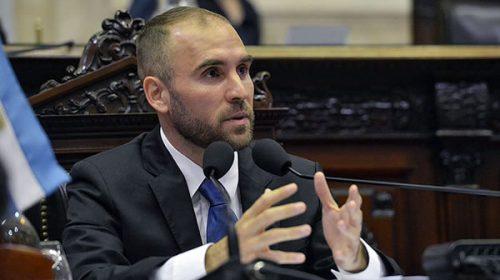 Con la presencia de Guzmán, Diputados comienza a discutir el Presupuesto