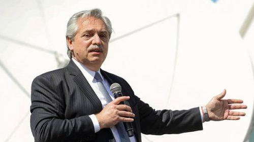 Alberto anuncia líneas de financiamiento a empresas y para compra de electrodomésticos