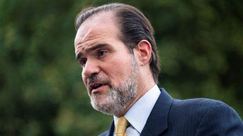 El nuevo presidente del BID, hombre de Trump, ofreció su ayuda a Alberto Fernández para negociar con el FMI