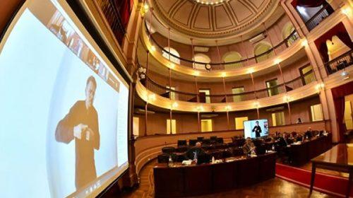 Diputados incorporó la interpretación simultánea en lengua de señas