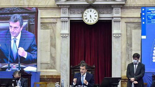 Diputados aprobó el proyecto sobre los activos del fondo de garantías sustentabilidad del ANSES