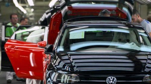 Volkswagen aumenta su producción para la exportación en su planta de Córdoba